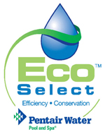 Skipper Pools utilizes EcoSelect products by Pentair
