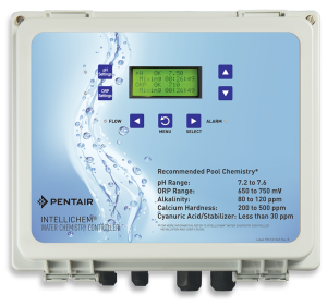 IntelliChem® Water Chemistry Controller