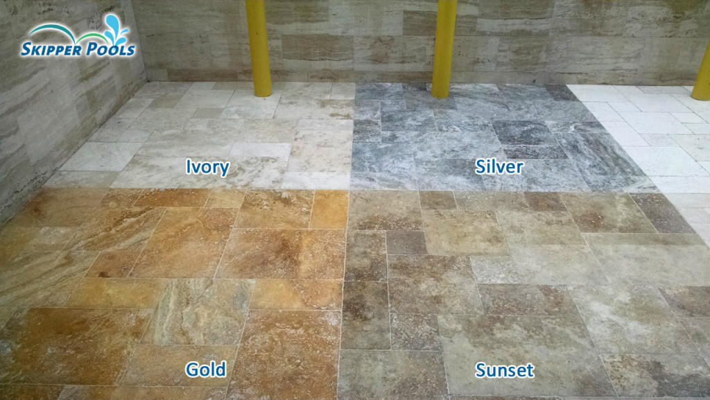 Travertine-Samples