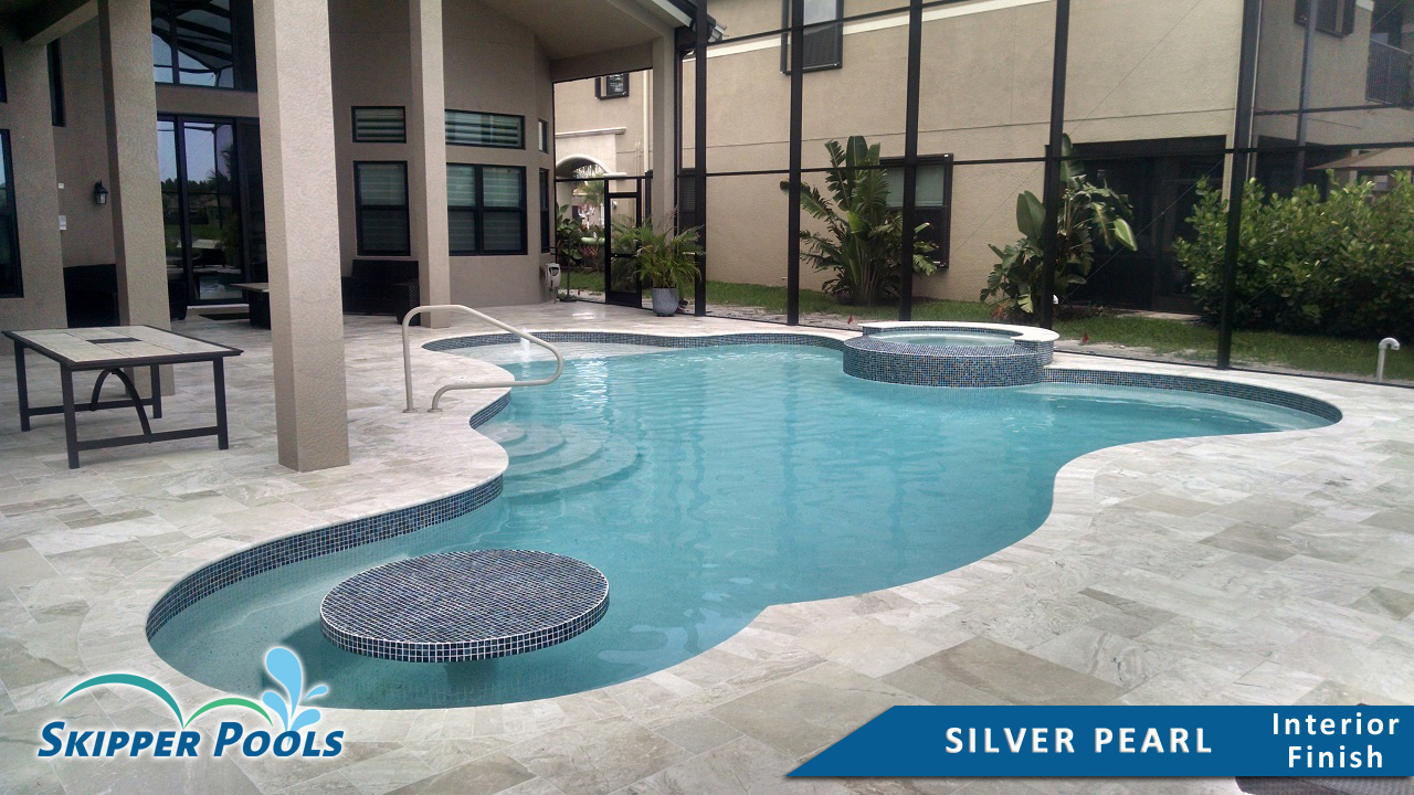Naples Pool Construction Color Selections Skipper Pools
